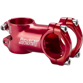 Reverse XC Potencia Ø31,8mm 6°, red